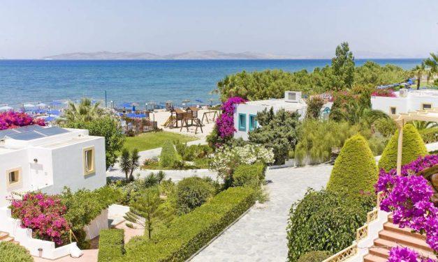 4* luxe op 't Griekse eiland Kos | incl. elke dag ontbijt + diner €663,-