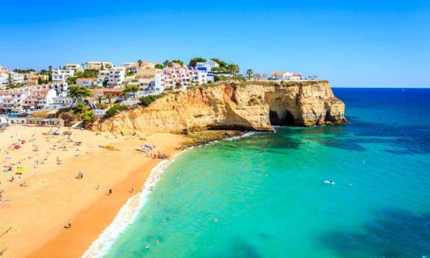 Super last minute vliegtickets de Algarve Portugal | NU: €74,- p.p.