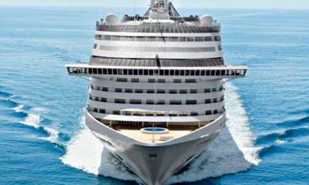 4* MSC Cruise Middellandse Zee | Vlucht, volpension & meer €668,-