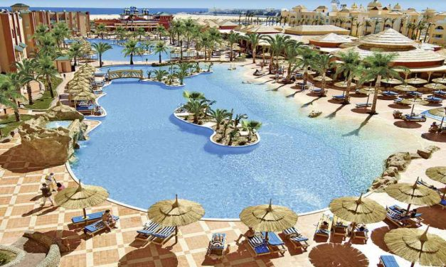 4**** all inclusive Egypte voor €363,- | Vertrek in april 2019