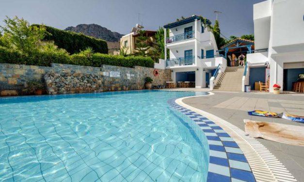 Zomervakantie @ Kreta nu €335,- p.p. | Vluchten, transfers & verblijf