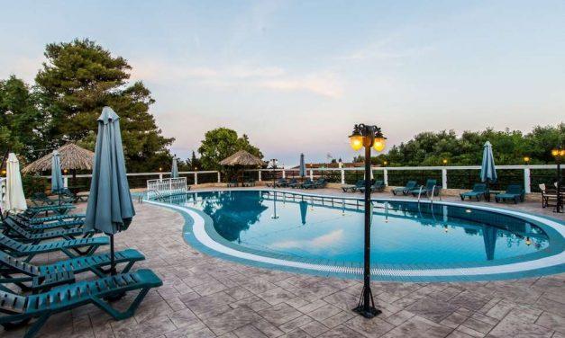 8-daagse vakantie @ Zakynthos   incl. elke ochtend ontbijt €293,- p.p.