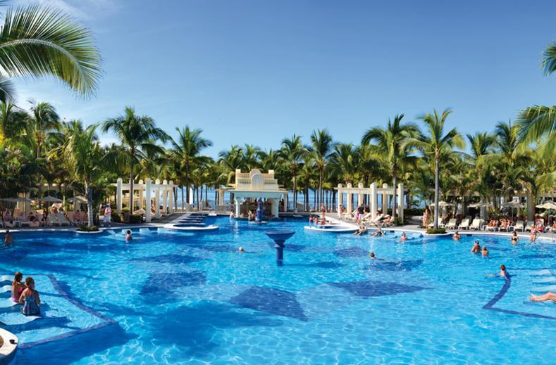 Luxe 5***** RIU vakantie naar Mexico   10 dagen all inclusive €899,-