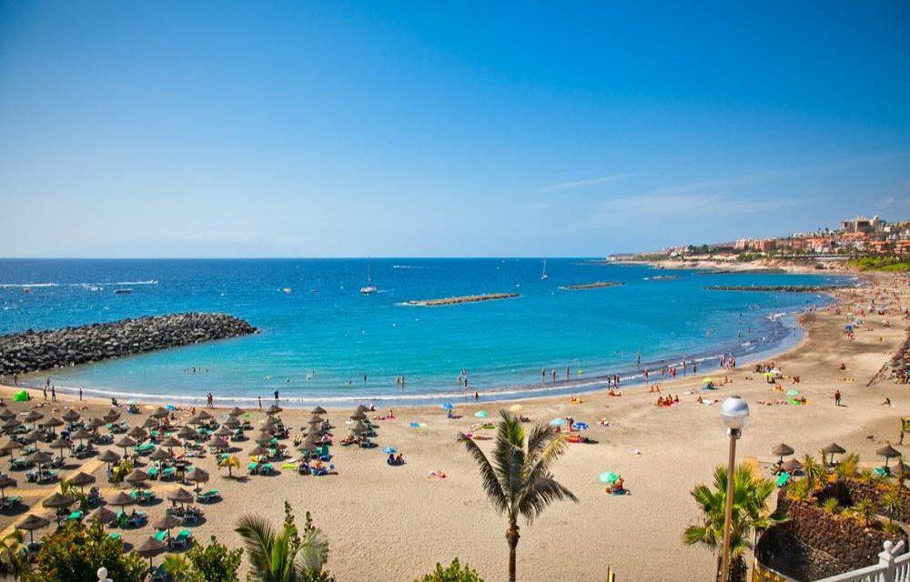 8 dagen naar Tenerife   In de zomervakantie incl. ontbijt €367,- p.p.