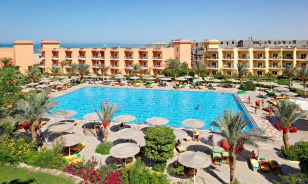 Super last minute Egypte | 8 dagen all inclusive genieten = €334,-