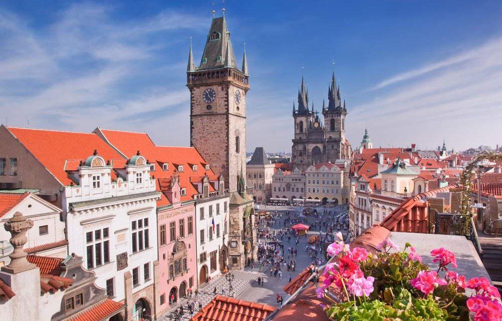 3-daagse stedentrip @ Praag incl. ontbijt | Vertrek in zomervakantie