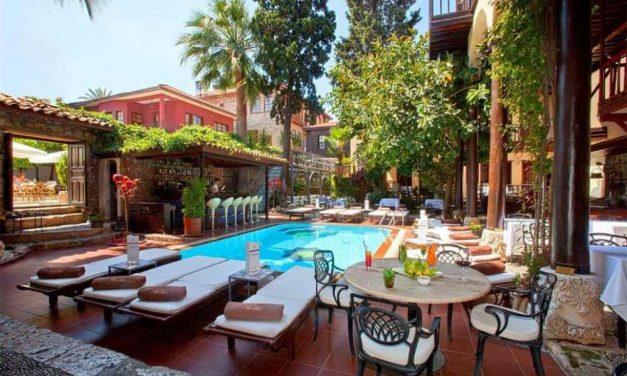 Luxe 4* vakantie Turkije mét halfpension €599,- | Super last minute