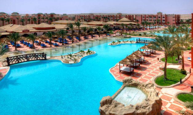 All inclusive genieten @ Egypte | 4* resort nu €354,- per persoon