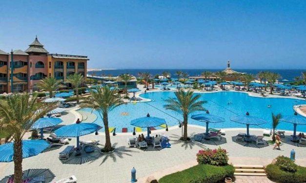 Super last minute 4* Egypte voor €297,-   All inclusive vakantie