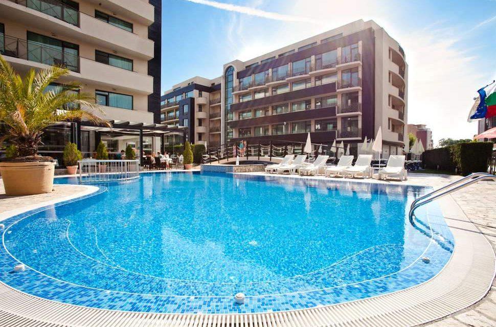 Luxe 8-daagse reis naar Burgas | Incl. halfpension en 4* hotel €133,- p.p.