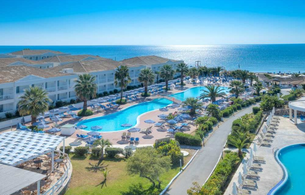 4* All inclusive Corfu deal | 8 dagen nazomeren voor €280,- per persoon