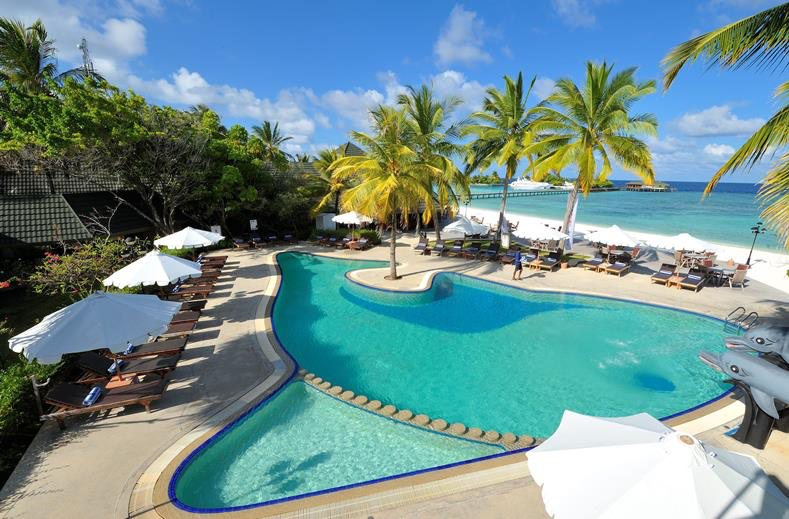 Luxe 4* vakantie @ de Malediven   september 2019 met halfpension