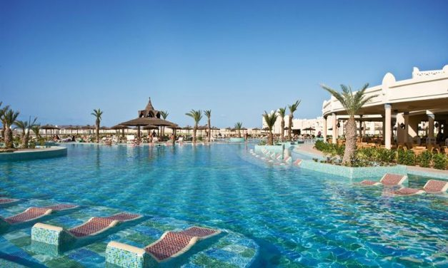 Super-de-luxe 5***** RIU Kaapverdie voor €809,- | All inclusive deal