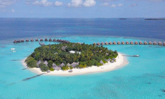 WOW! 4* luxe @ de Malediven   Incl. halfpension in zomervakantie