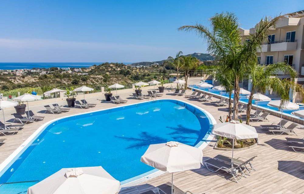 Luxe zomervakantie deal | 4* all inclusive genieten @ Rhodos