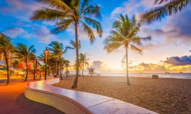 Zomervakantie @ Fort Lauderdale, Florida | 9 dagen voor maar €641,-