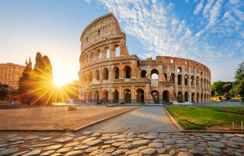 4-daagse stedentrip Rome €154,-   Vluchten & 4* verblijf mét ontbijt