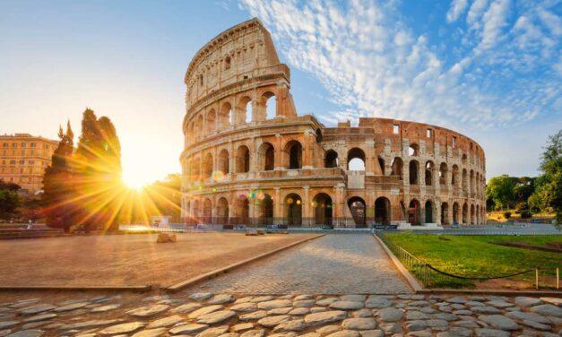 Stedentrip richting bijzonder Rome | 4-dagen incl. vlucht €134,-