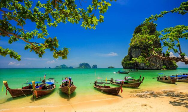 Zomervakantie Thailand €539,- | Emirates vluchten & luxe resort