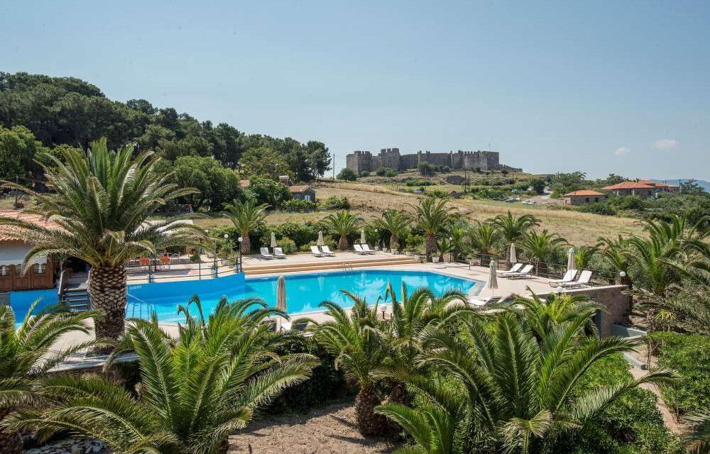 Lesbos here we come | 8-daagse vakantie nu €264,- per persoon