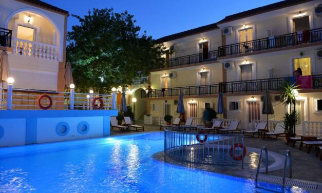 Let's go to dreamy Zakynthos | complete reis nu €274,- per persoon