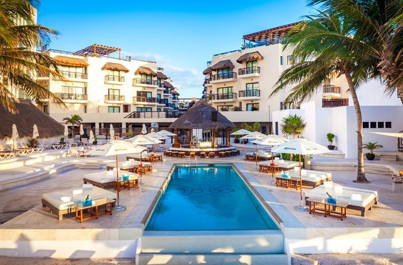 9-daagse zomervakantie Mexico €699,- p.p.   Vertrek in juli 2019