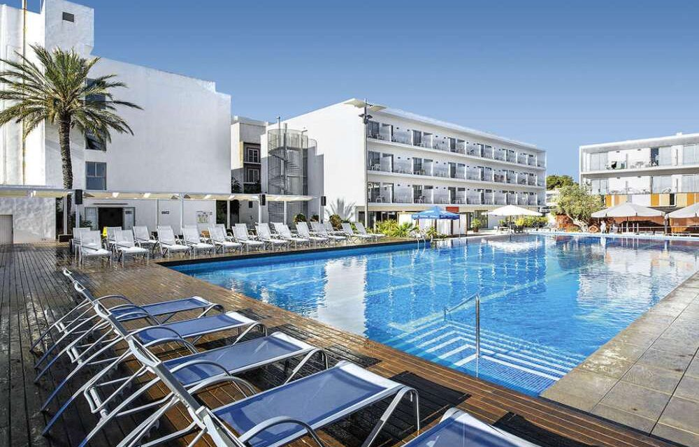 Zomervakantie vieren @ Ibiza | €496,- p.p. incl. ontbijt