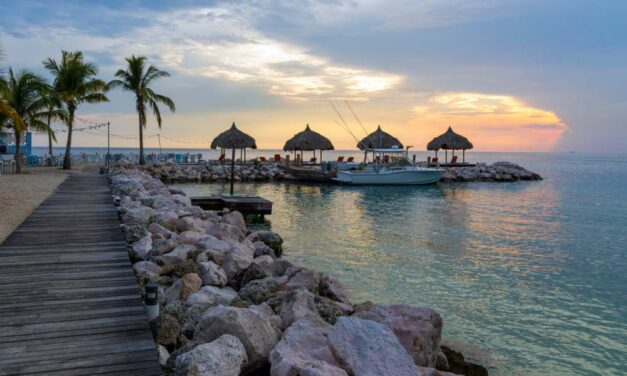 9-daagse zonvakantie @ Curacao   Last minute deal voor €589,-