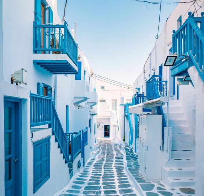 De mooiste Griekse eilanden die je echt bezocht moet hebben