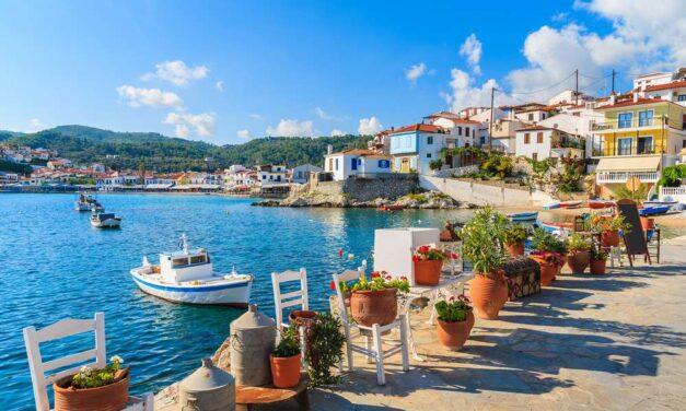 Zomervakantie vieren op Samos | 8 dagen incl. ontbijt voor €397,-