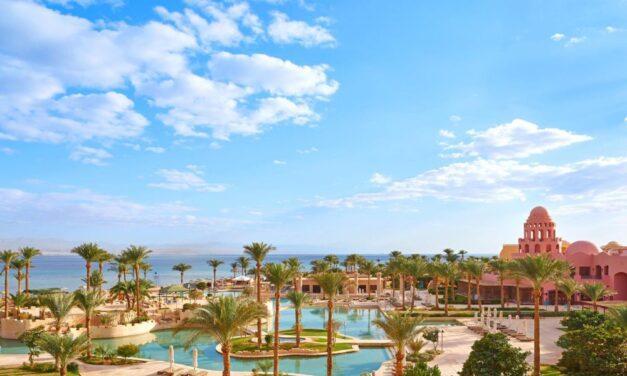Luxe zonvakantie Egypte | 8 dagen in 4* hotel met all inclusive €344,-