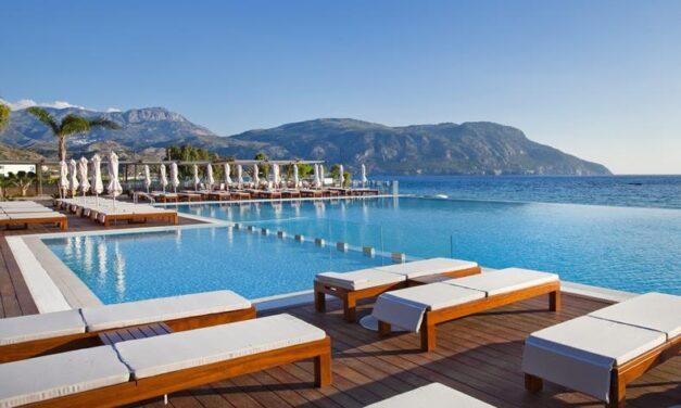 Superluxe 5* vakantie op Karpathos | Halfpension in oktober 2020 nu €604,-