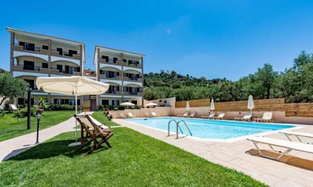8 dagen Zakynthos nu €284,- | Verblijf in luxe residence (9,4/10)