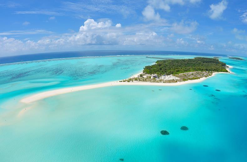 4**** luxe op de Malediven | incl. Emirates vluchten & halfpension