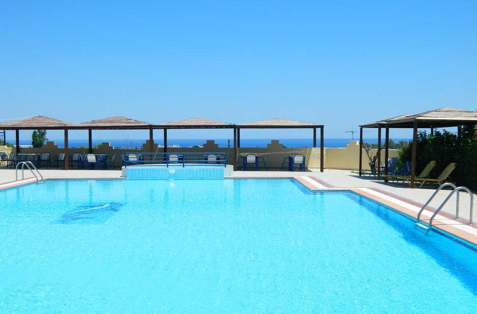 Deze zomervakantie genieten op Rhodos   Vlucht + verblijf = €371,-