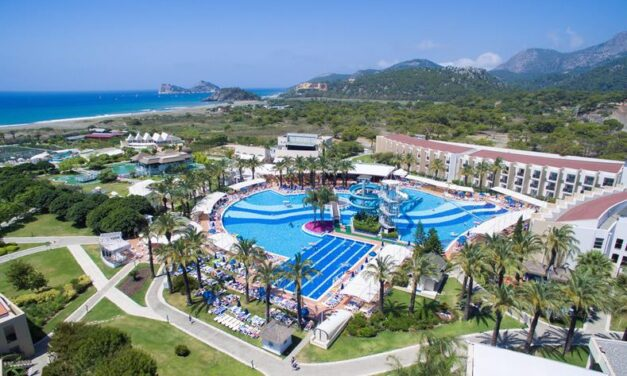 8 dagen @ 4* TUI Family Life hotel in Turkije | All inclusive €589,-