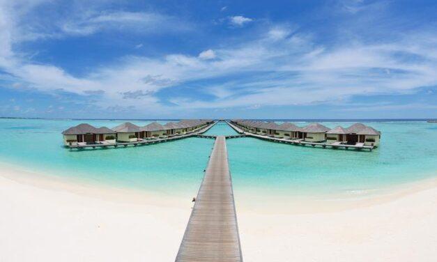 4 * luxe op de Malediven   incl. Emirates vlucht + halfpension