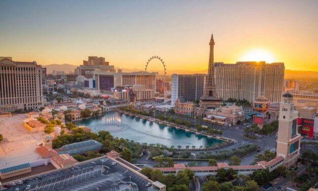 Op avontuur in Las Vegas | Luxe 4* hotel incl. vlucht €634,- p.p.
