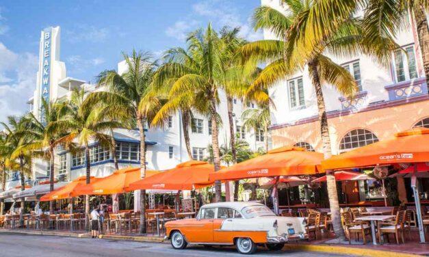 9-daagse last minute Miami | Vluchten & huurauto nu €499,- p.p.
