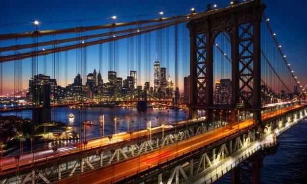 Early bird deal | Retourtickets New York vanaf Schiphol nu maar €261,-