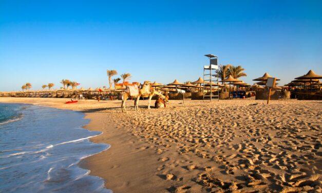 10 dagen all inclusive Egypte €489,-   Mét 4* hotel direct aan privéstrand