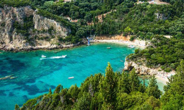8-daagse zonvakantie op Corfu | April 2020 nu €239,- p.p.