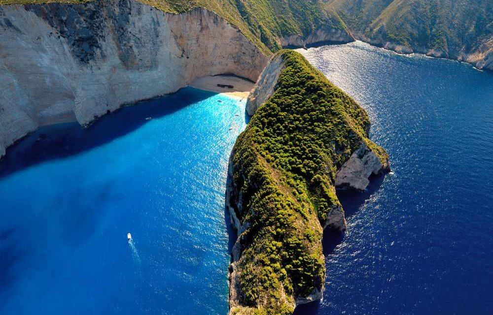 8 dagen Zakynthos | Vluchten + transfers + verblijf (8,1/10) €267,-