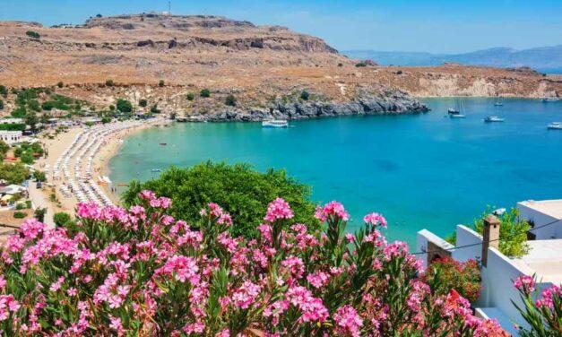 Grieks genieten op Rhodos | 8 dagen in april incl. vlucht slechts €184,-