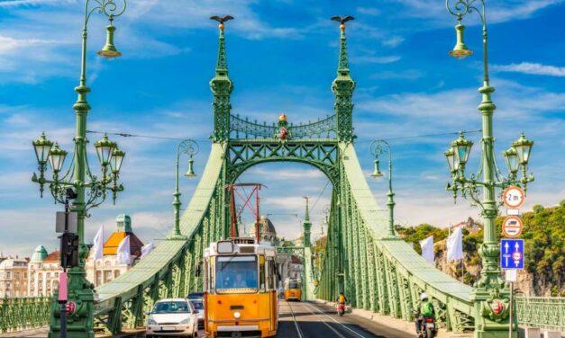 Stedentrip: 4 dagen naar Boedapest | Incl. vlucht + verblijf €184,-
