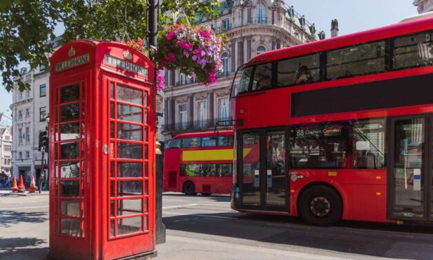 3-daagse stedentrip naar Londen | Incl. English breakfast €159,- p.p.