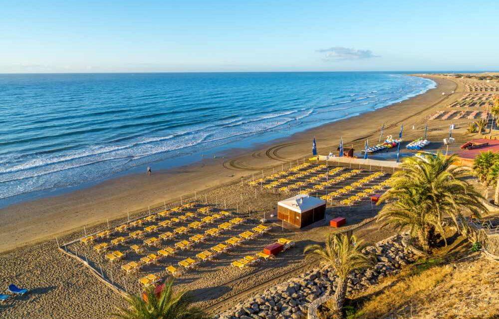 10 dagen Gran Canaria met huurauto €454,- | Luxe appartement (8,1/10)