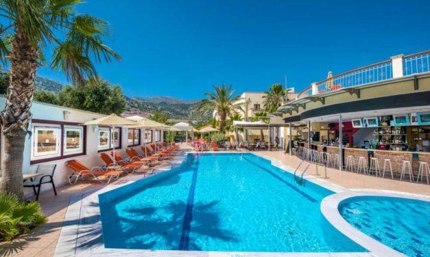 Super last minute 4* Kreta | 11-daagse vakantie voor maar €379,-