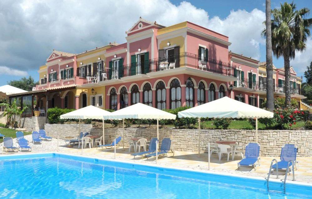 Nazomeren op het mooie Corfu   8-Daagse zonvakantie slechts €259,-