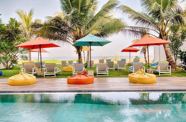 Tropisch Sri Lanka   Emirates vluchten & hotel aan 't strand €649,-